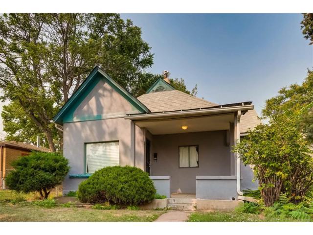 3143 Race Street, Denver, CO 80205 (#7554818) :: House Hunters Colorado