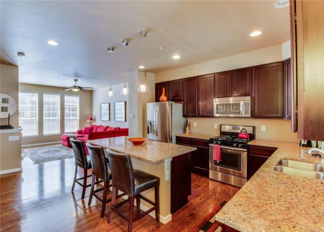 1100 Rockhurst Drive D, Highlands Ranch, CO 80129 (#7554851) :: The Dixon Group