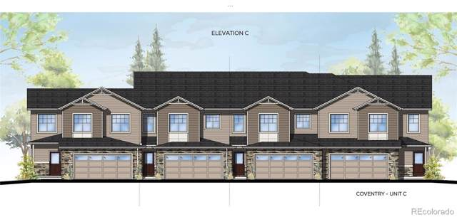 544 Whisper Wind Lane #99, Castle Rock, CO 80104 (MLS #7555116) :: Colorado Real Estate : The Space Agency