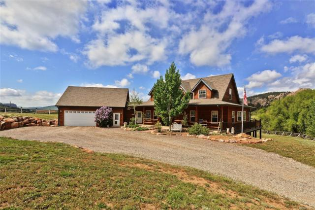 501 Blue Mountain Road, Lyons, CO 80540 (#7555231) :: Bring Home Denver