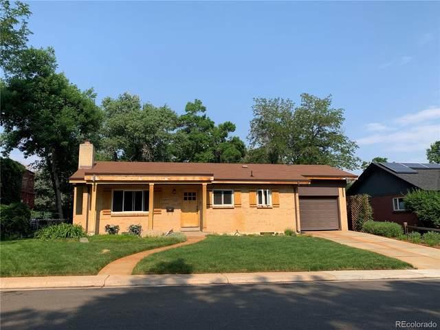 6531 S Cedar Street, Littleton, CO 80120 (#7555407) :: The HomeSmiths Team - Keller Williams