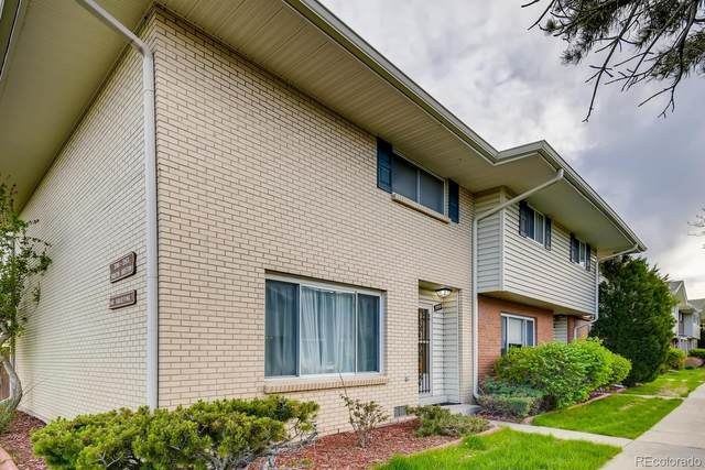 3981 S Boston Street, Denver, CO 80237 (#7555479) :: Briggs American Properties