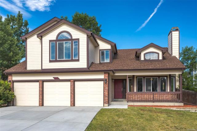 6843 Swadley Court, Arvada, CO 80004 (#7555824) :: The Galo Garrido Group