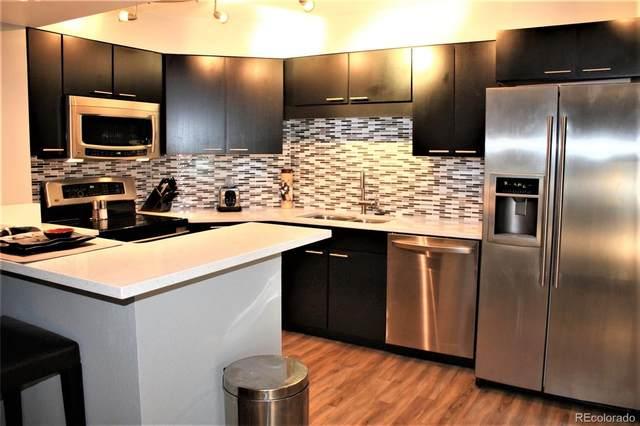 1625 Larimer Street #1106, Denver, CO 80202 (MLS #7556597) :: 8z Real Estate