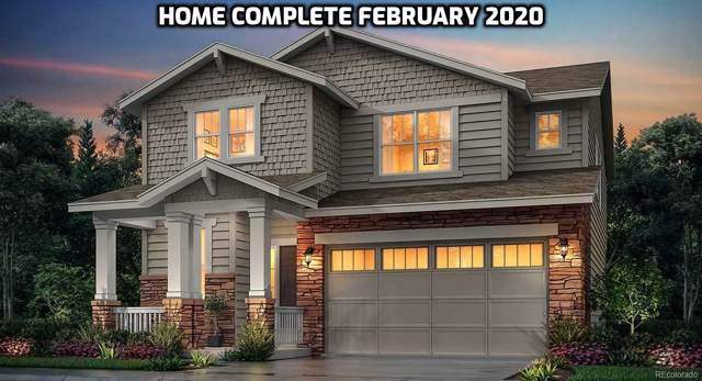 362 N Patsburg Street, Aurora, CO 80018 (#7556973) :: The Griffith Home Team