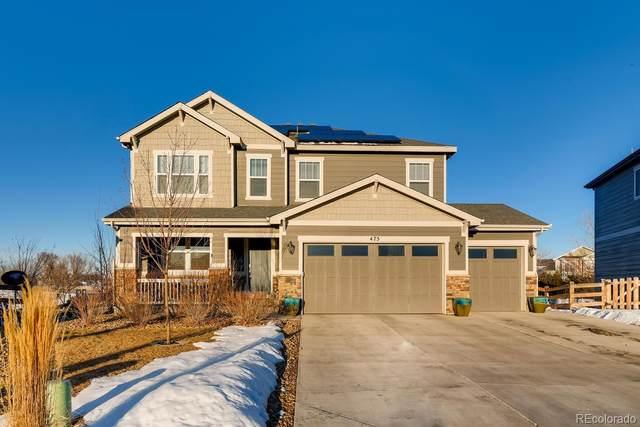 475 Mannon Drive, Windsor, CO 80550 (MLS #7557364) :: 8z Real Estate