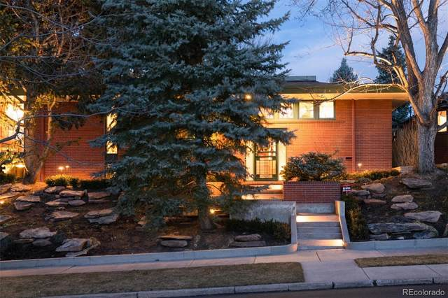 140 S Franklin Street, Denver, CO 80209 (#7557582) :: iHomes Colorado