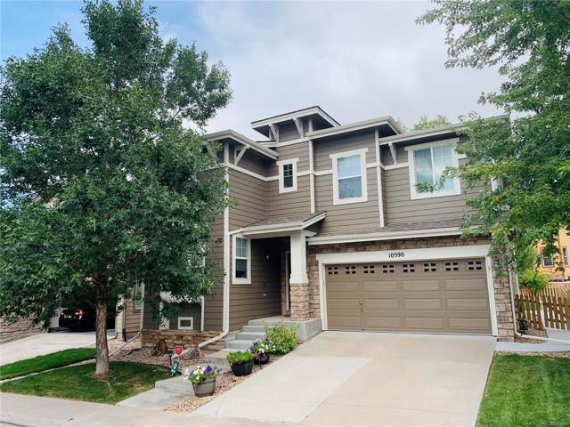 10590 Jewelberry Trail, Highlands Ranch, CO 80130 (#7557932) :: The DeGrood Team