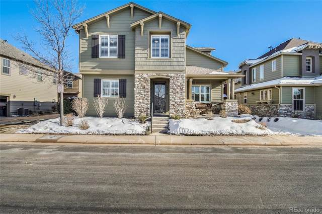 10618 Clearview Lane, Highlands Ranch, CO 80126 (MLS #7558285) :: 8z Real Estate