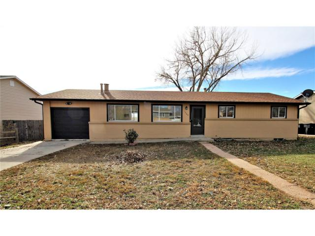 1360 E 98th Avenue, Thornton, CO 80229 (#7558287) :: House Hunters Colorado