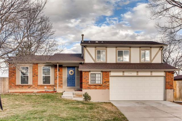 7720 S Garland Street, Littleton, CO 80128 (#7558579) :: The Peak Properties Group