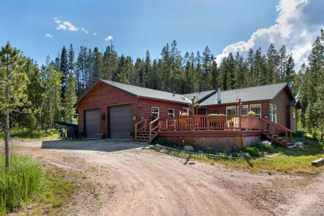 149 County Road 476, Grand Lake, CO 80447 (#7558763) :: The Pete Cook Home Group