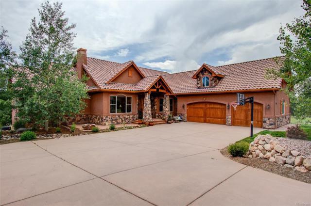 17895 Pioneer Crossing, Colorado Springs, CO 80908 (#7559026) :: The Peak Properties Group