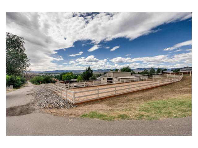 9801 W Wesley Avenue, Lakewood, CO 80227 (#7559137) :: The Griffith Home Team
