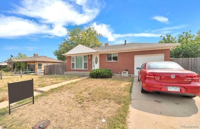 2040 W 73rd Place, Denver, CO 80221 (MLS #7559174) :: 8z Real Estate