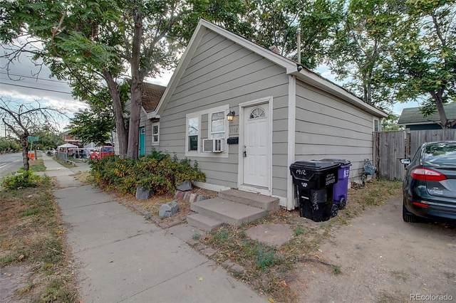 1912 E 47th Avenue, Denver, CO 80216 (#7559211) :: Venterra Real Estate LLC