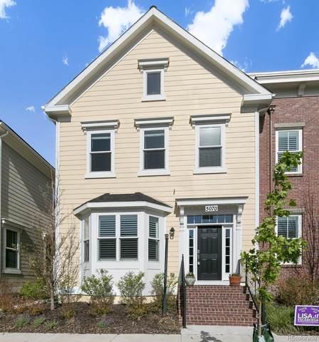 5070 Valentia Street, Denver, CO 80238 (MLS #7559260) :: Kittle Real Estate