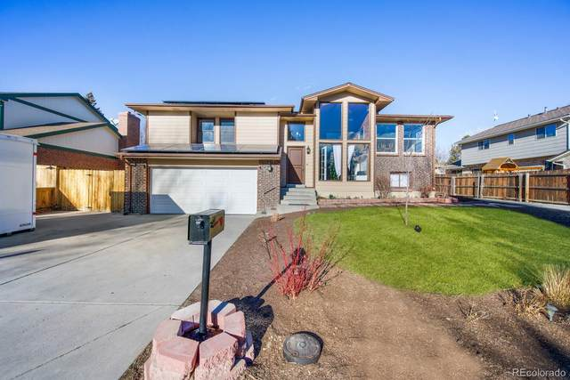 11337 W 76th Place, Arvada, CO 80005 (#7559431) :: The DeGrood Team