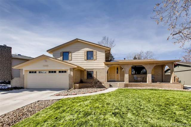 7365 S Elm Court, Centennial, CO 80122 (MLS #7559549) :: 8z Real Estate