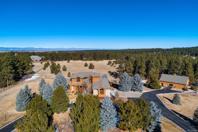 681 Nob Hill Trail, Franktown, CO 80116 (#7559604) :: The Peak Properties Group
