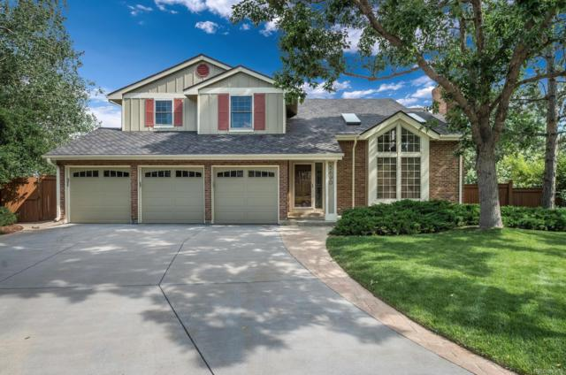 5690 S Ouray Street, Centennial, CO 80015 (#7559693) :: The Heyl Group at Keller Williams