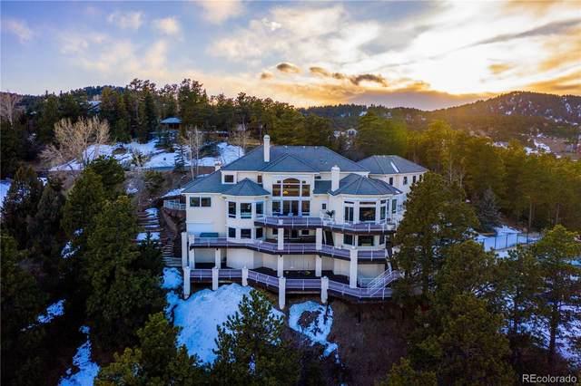 1003 Star Ridge Road, Golden, CO 80401 (MLS #7559752) :: 8z Real Estate