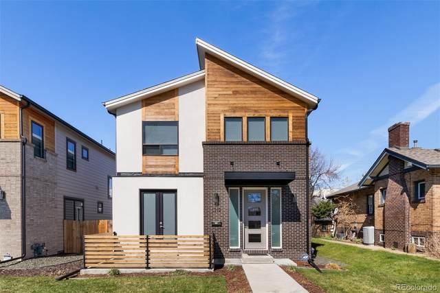 1219 S Logan Street, Denver, CO 80210 (#7559756) :: Briggs American Properties