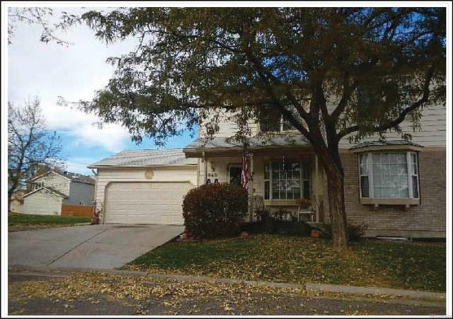 940 W 133rd Circle Aa, Westminster, CO 80234 (#7559896) :: Bring Home Denver