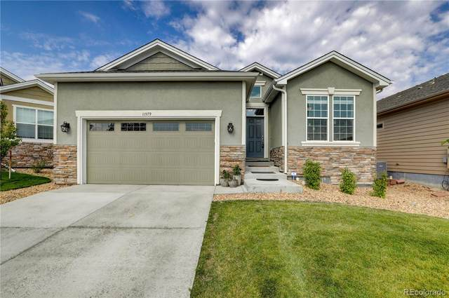 11579 Colony Loop, Parker, CO 80138 (#7560067) :: Realty ONE Group Five Star
