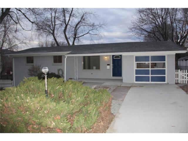 8399 S Allison Street, Littleton, CO 80128 (MLS #7560227) :: 8z Real Estate