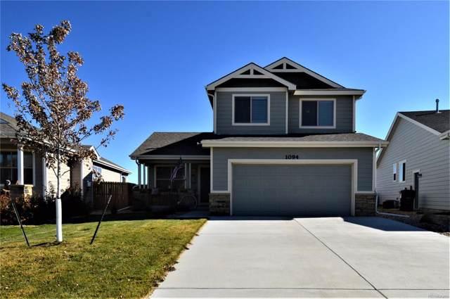 1094 Johnson Street, Wiggins, CO 80654 (MLS #7560269) :: 8z Real Estate