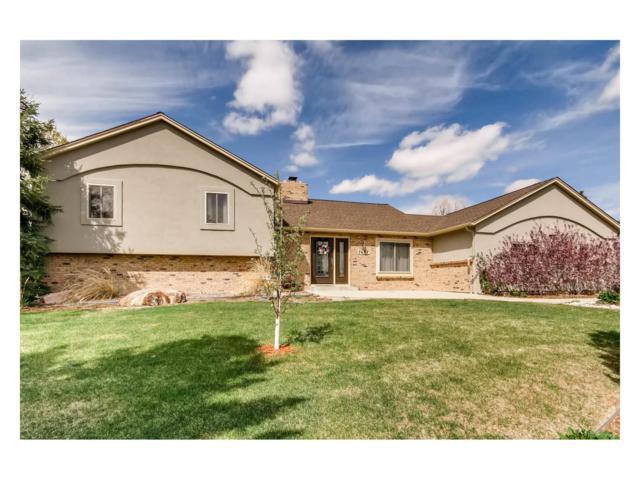 7687 Rogers Street, Arvada, CO 80007 (MLS #7560588) :: 8z Real Estate