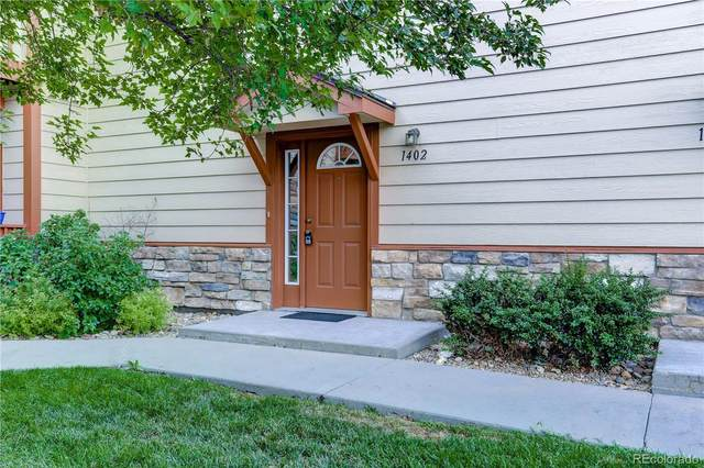 3281 E 103rd Place #1402, Thornton, CO 80229 (#7560961) :: Kimberly Austin Properties