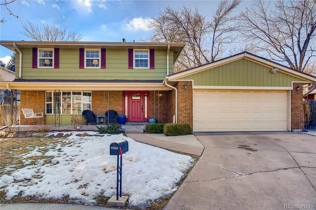 4560 E Caley Place, Centennial, CO 80121 (#7560996) :: Venterra Real Estate LLC