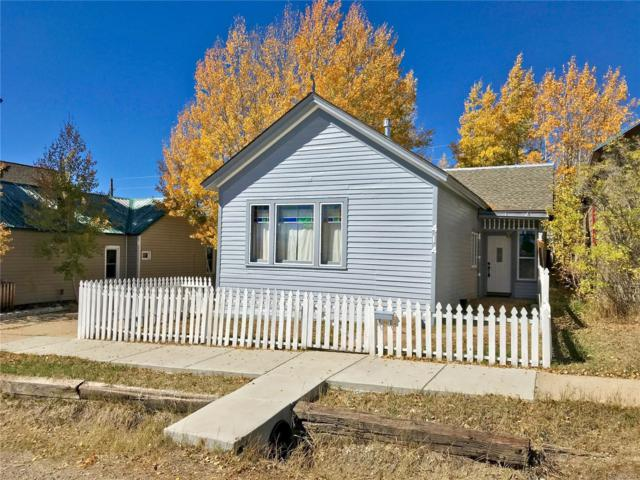 414 W 4th Street, Leadville, CO 80461 (#7561083) :: The DeGrood Team