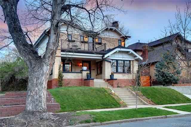 528 S Corona Street, Denver, CO 80209 (#7561128) :: Colorado Home Finder Realty