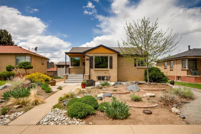 4273 Osceola Street, Denver, CO 80212 (#7561918) :: House Hunters Colorado
