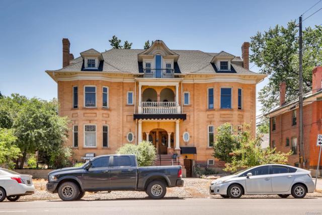 2124 E 17th Avenue #8, Denver, CO 80206 (MLS #7562136) :: 8z Real Estate