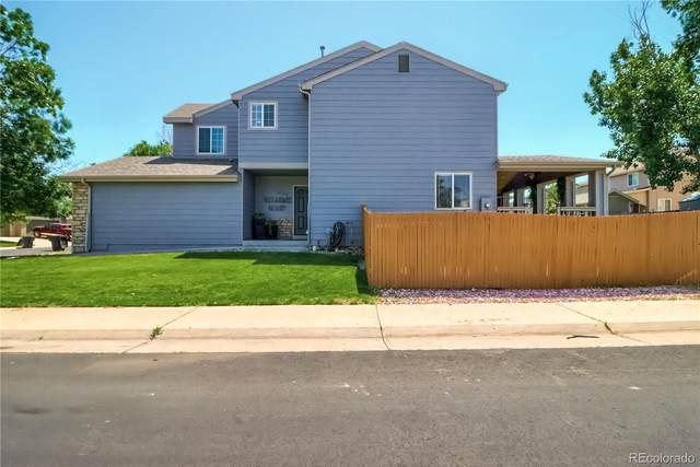 14306 E 47th Drive, Denver, CO 80239 (#7562240) :: Mile High Luxury Real Estate
