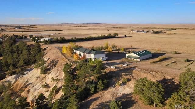 37980 Comanche Creek Road, Kiowa, CO 80117 (MLS #7562560) :: Keller Williams Realty