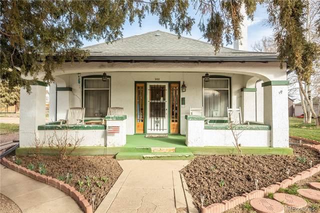 302 E 7th Street, Walsenburg, CO 81089 (#7562676) :: Briggs American Properties