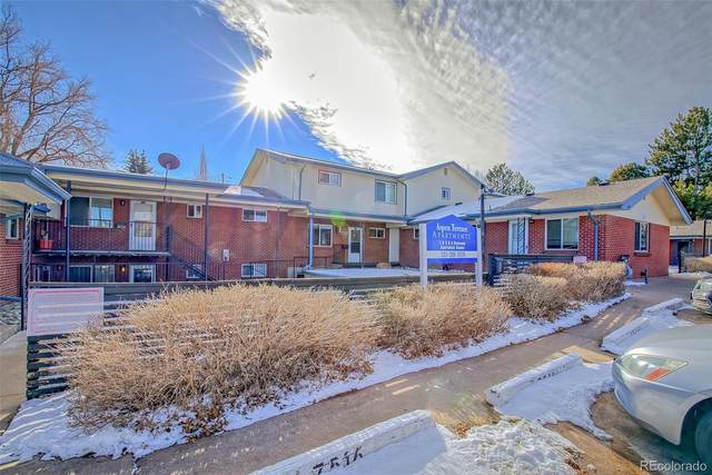 7510 W 19th Avenue, Lakewood, CO 80214 (#7562972) :: Bring Home Denver with Keller Williams Downtown Realty LLC