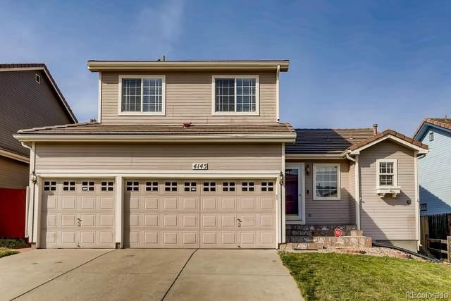 4145 Gibraltar Street, Denver, CO 80249 (MLS #7562982) :: Kittle Real Estate