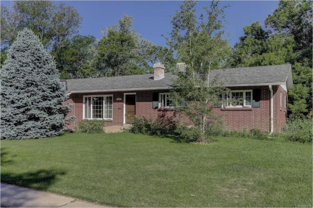 3659 S Glencoe Street, Denver, CO 80237 (#7563689) :: The Peak Properties Group