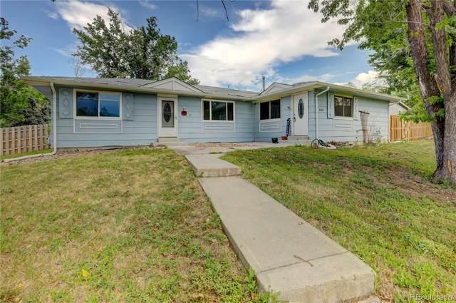 656 Kendrick Street, Golden, CO 80401 (#7563714) :: Venterra Real Estate LLC