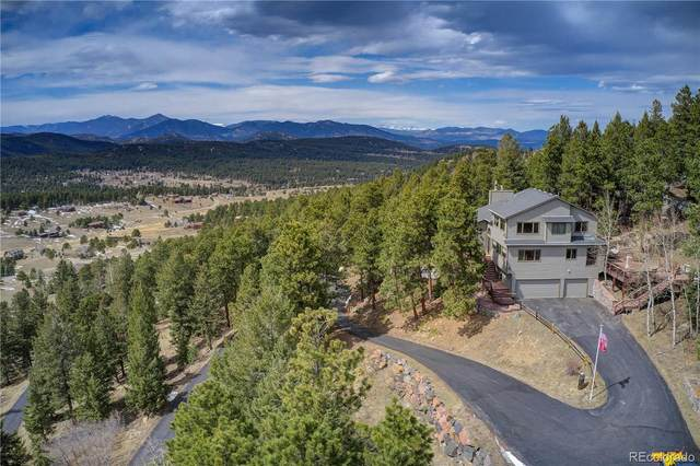 8804 Armadillo Trail, Evergreen, CO 80439 (#7563801) :: The Griffith Home Team