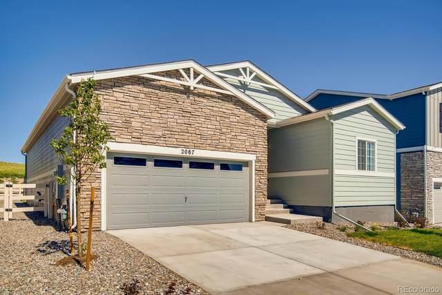 2087 Villageview Lane, Castle Rock, CO 80104 (MLS #7563819) :: 8z Real Estate