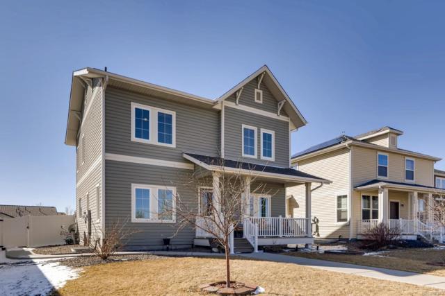 5223 Dunkirk Street, Denver, CO 80249 (#7563935) :: The HomeSmiths Team - Keller Williams
