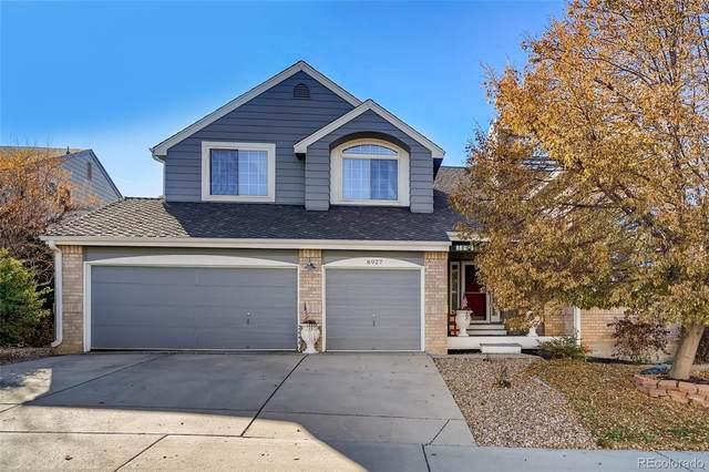 8927 Green Meadows Lane, Highlands Ranch, CO 80126 (MLS #7564174) :: The Sam Biller Home Team