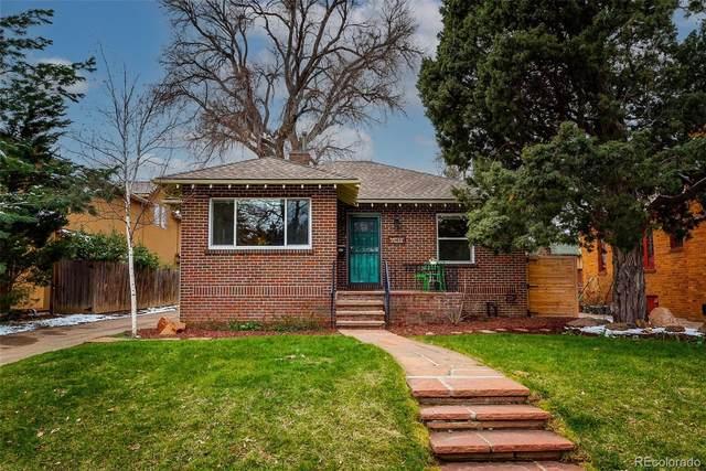 1629 Kearney Street, Denver, CO 80220 (#7564309) :: HomeSmart
